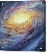Spiral Galaxy 1 Acrylic Print