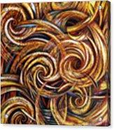 Spiral Journey Acrylic Print