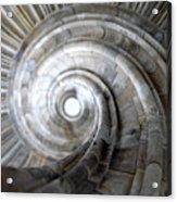 Spiral Staircase Acrylic Print by Falko Follert