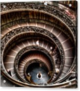 Spiral Staircase No1 Acrylic Print