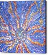 Spirale Money Magnet Acrylic Print