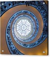 Spiraling Towards The Light Acrylic Print