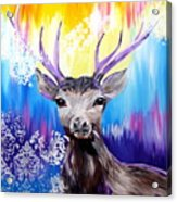 Spirit Animal Acrylic Print