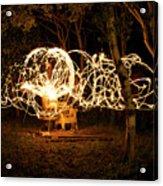 Spirit Dance Acrylic Print