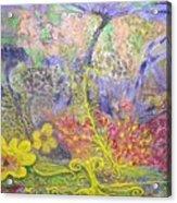 Spirit Garden Acrylic Print