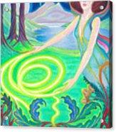 Spirit Guide Antarra Acrylic Print