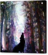Spirit Guide Acrylic Print