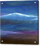 Spirit In The Sky Acrylic Print