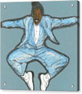 Spirit Of Cab Calloway Acrylic Print