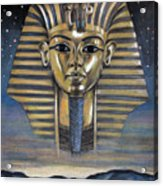 Spirit Of Egypt Acrylic Print