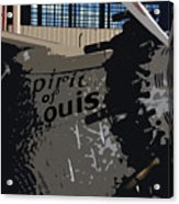 Spirit Of Saint Louis Acrylic Print