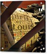 Spirit Of St Louis At Smithsonian Acrylic Print