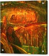 Spirit Of The Jungle Whale Acrylic Print