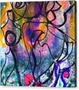 Spirits Of The Nature Acrylic Print