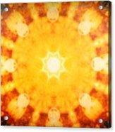 Spirits Towards The Sun Acrylic Print