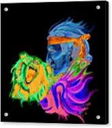 Spirits2 Acrylic Print