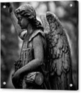 Spiritual Contemplation Acrylic Print