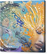 Spiritual Enlightenment  Acrylic Print