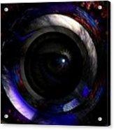 Spiritual Eyes Acrylic Print