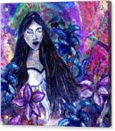 Spiritual Garden Of Hope Acrylic Print
