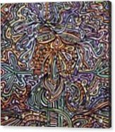 Spiritual Acrylic Print by Gayland Morris