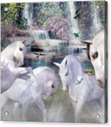 Spiritual Harmony Acrylic Print