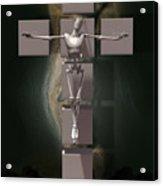 Spiritual Prototype Artificial Acrylic Print