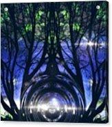 Spiritual Roots Acrylic Print