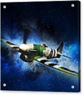 Hawker Typhoon Acrylic Print