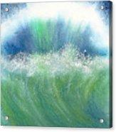 Splash Back Acrylic Print