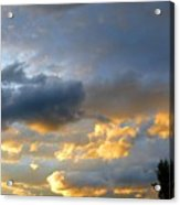 Splendid Cloudscape 1 Acrylic Print