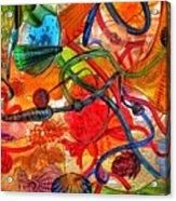 Splendor In The Glass Acrylic Print