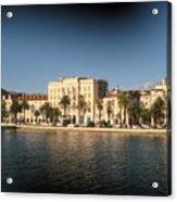 Split- Croatia Acrylic Print