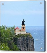 Split Rock Beacon Acrylic Print