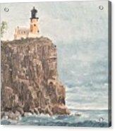 Split Rock Light House 4  Acrylic Print
