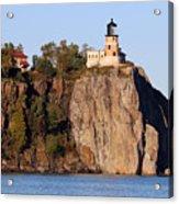 Split Rock Lighthouse  9321 Acrylic Print