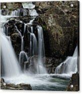 Split Rocks Falls 2 Acrylic Print