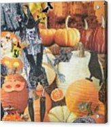 Spooky Harvest Acrylic Print