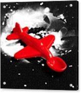 Spoonship Acrylic Print