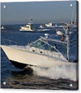 Sportfishing Boats - Cabo San Lucas Acrylic Print