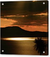 Spotlight Bay Acrylic Print by Aidan Moran