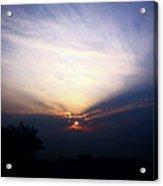 Spotlight Sunrise Acrylic Print