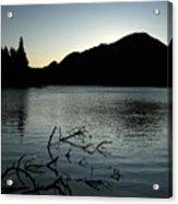 Sprague Lake Dawn Acrylic Print