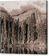 Sprague Lake Morning Acrylic Print