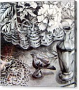 Spring Arrangemnt Acrylic Print