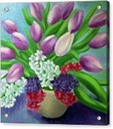 Spring As A Gift Acrylic Print