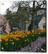 Spring At Spring Grove Acrylic Print