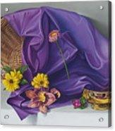 Spring Basket Acrylic Print
