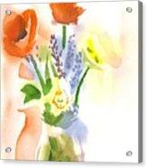 Spring Bouquet II Acrylic Print by Kip DeVore