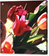 Spring Bouquet Acrylic Print by Steve Karol